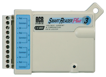 ACR Systems Datalogger SmartReader Plus 3