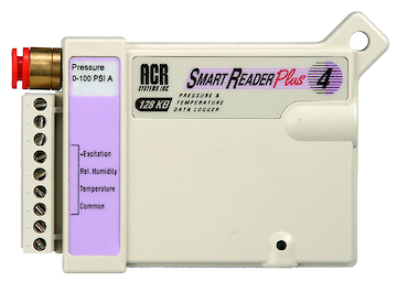 ACR Systems Datalogger SmartReader Plus 4