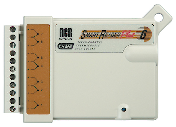 ACR Systems Datalogger SmartReader Plus 6