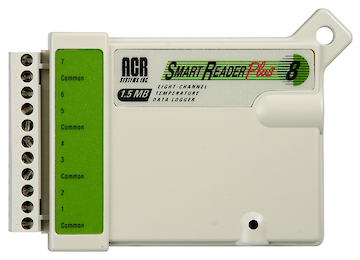 ACR Systems Datalogger SmartReader Plus 8