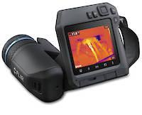 Infrarot Entfernungsmesser Funktionsweise : Pk elektronik poppe gmbh mess und prüftechnik flir t500 serie