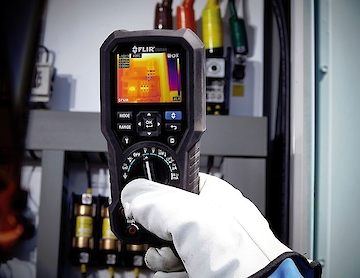 FLIR DM 284/285 Digital-Multimeter mit IR-Kamera